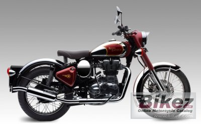 2012 Enfield Classic Chrome photo