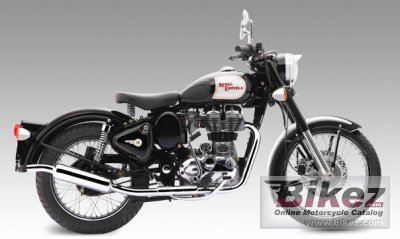 2012 Enfield Classic 350 photo