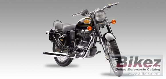 2012 Enfield Bullet 500 photo