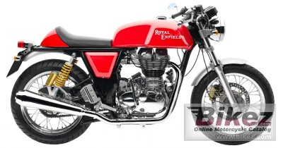 2014 Enfield Continental GT photo