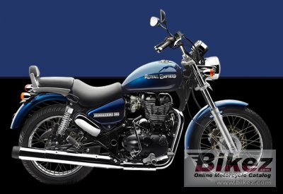 2014 Enfield Thunderbird 350 photo
