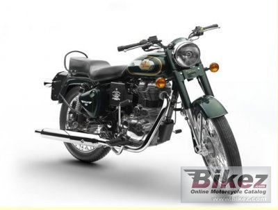 2014 Enfield Bullet 500 photo