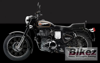 2014 Enfield Bullet 350 photo