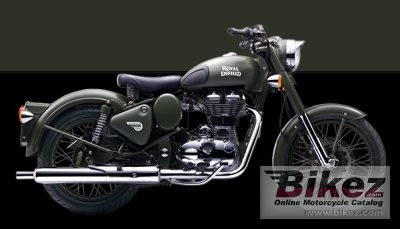 2014 Enfield Classic Battle Green