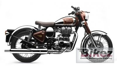 2014 Enfield Classic Chrome