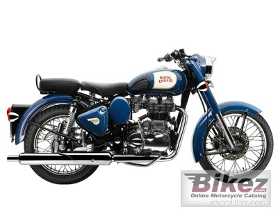 2015 Enfield Classic 350
