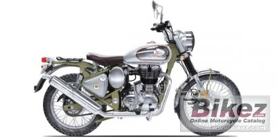 2019 Enfield Bullet Trials Works Replica 500