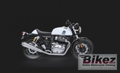 2019 Enfield Continental GT 650