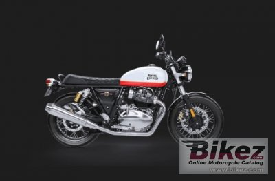 2019 Enfield Interceptor 650