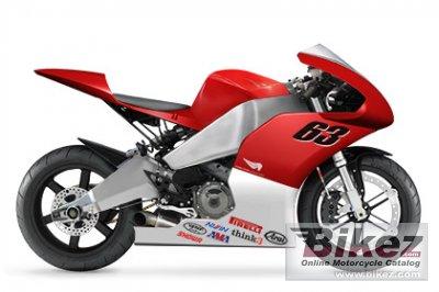 2010 Erik Buell Racing 1190RR