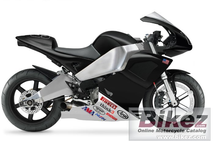 Big Erik Buell Racing 1125r dsb picture and wallpaper from Bikez.com