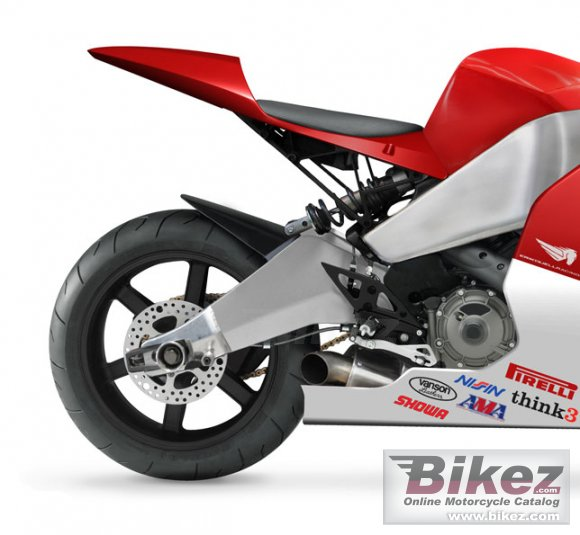 2011 Erik Buell Racing 1190RR photo