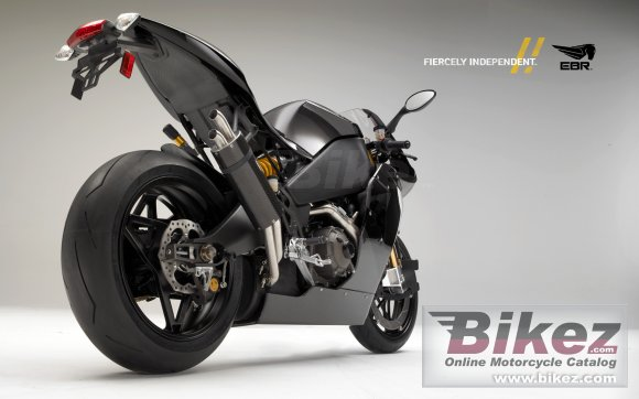 2012 Erik Buell Racing 1190RS photo