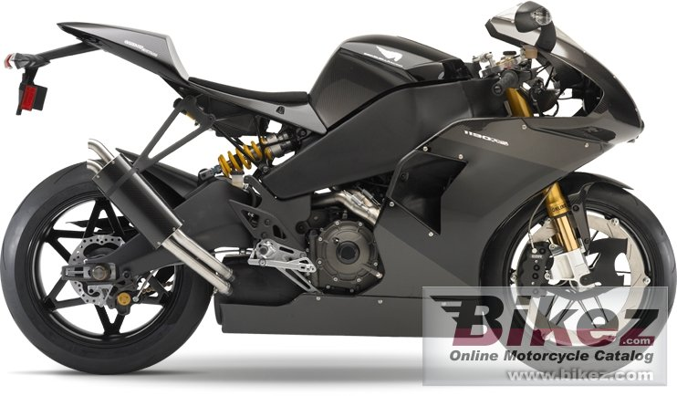 Erik Buell Racing 1190rs carbon edition