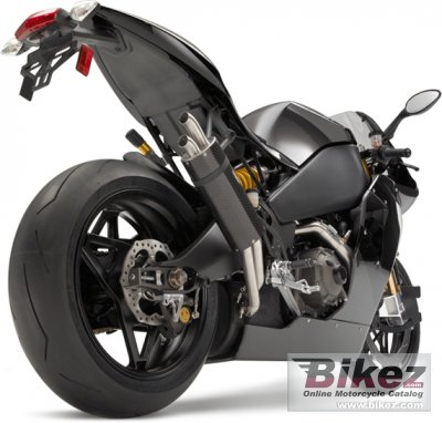 2012 Erik Buell Racing 1190RS Carbon Edition