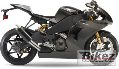 2013 Erik Buell Racing 1190RS
