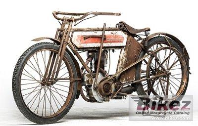 1912 Excelsior Single