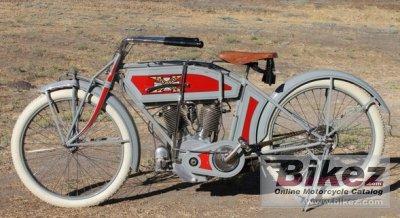 1914 Excelsior 7-C