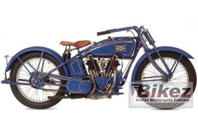 1920 Excelsior 20R