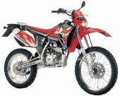2004 Factory Bike Desert YR 50