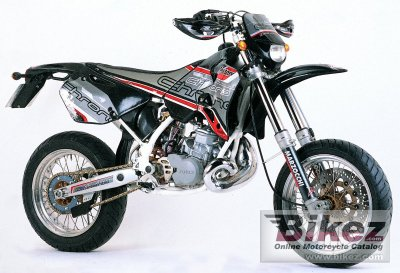 2004 Factory Bike Chrono SM 250 photo