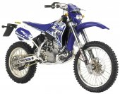 2005 Factory Bike Desert YR 250