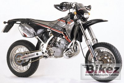 2005 Factory Bike Desert SM 250