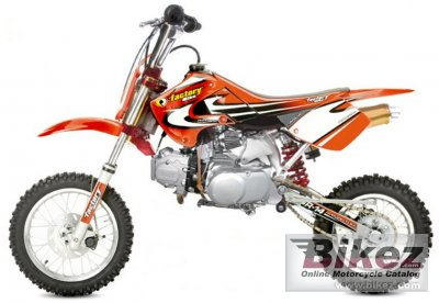 2005 Factory Bike Mini Desert YR 14