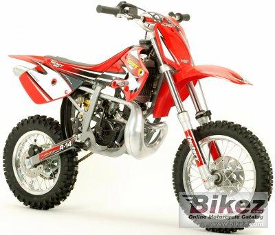 2005 Factory Bike Phantom R 14 Agua