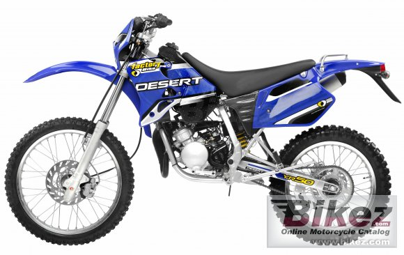 2006 Factory Bike Desert YR 50