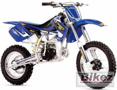 2006 Factory Bike Minidesert RC 14