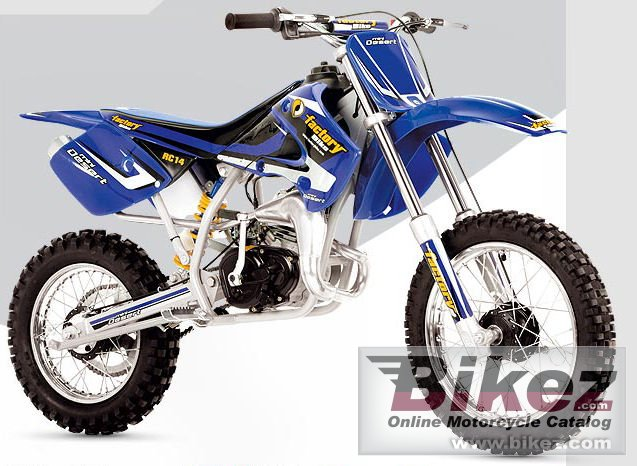 Factory Bike minidesert rc14