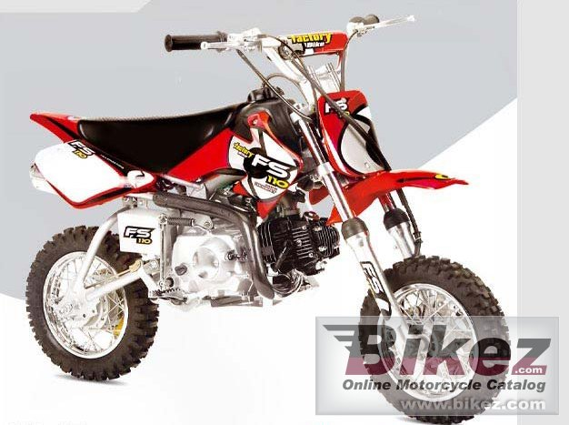 Factory Bike minidesert fs110 4t