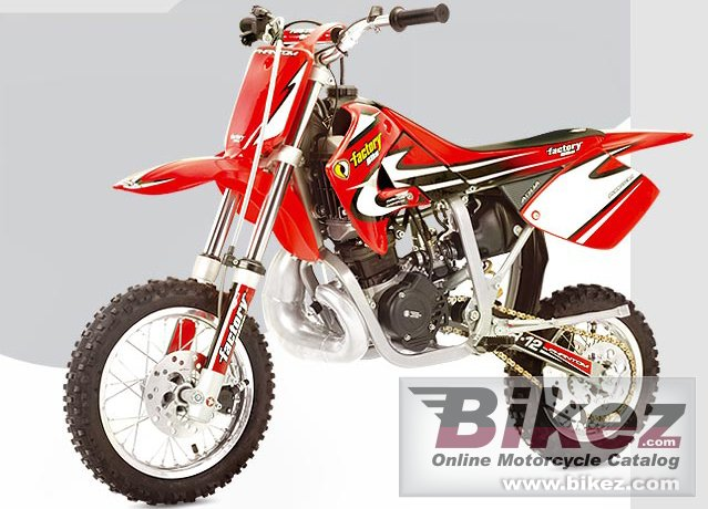 Factory Bike Phantom R12 Agua