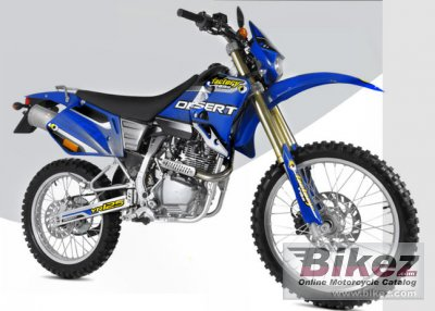2008 Factory Bike Desert YR200