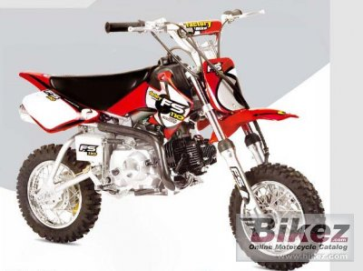 2008 Factory Bike MiniDesert FS110 4t