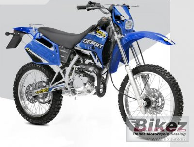 2010 Factory Bike Desert YR50