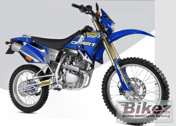 Factory Bike Desert 200