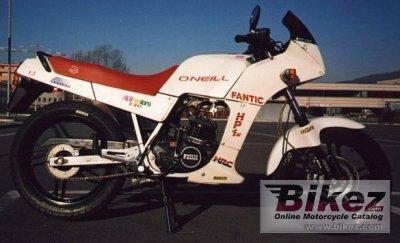 1988 Fantic 125 Sport HP 1