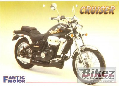1998 Fantic Cruiser photo
