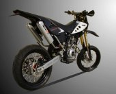2008 Fantic Caballero Supersei Motard 125