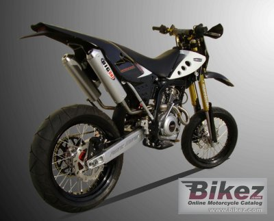 2008 Fantic Caballero Supersei Motard 125 photo