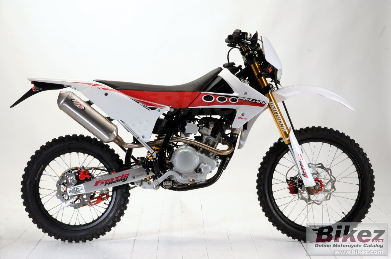 Big Fantic caballero 125 h2o picture and wallpaper from Bikez.com