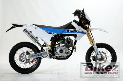 2009 Fantic Caballero Motard 125 Air photo