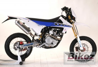 2009 Fantic Caballero Motard 200 photo