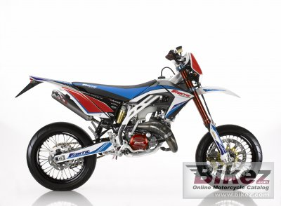 2012 Fantic Caballero TZ 125 SM photo