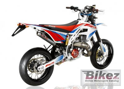 2014 Fantic TR 125 MR