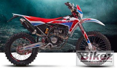 2020 Fantic 125E Competition