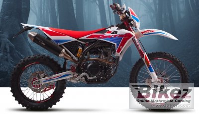 2020 Fantic 250E Competition