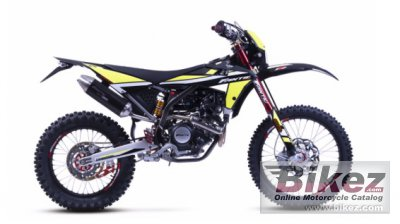 2021 Fantic XEF 125 Competition